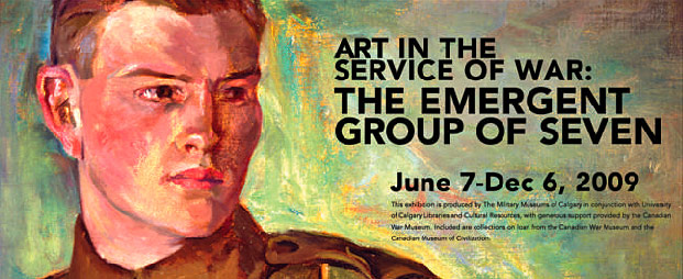 Art In The Service Of War: The Emergent Group Of Seven