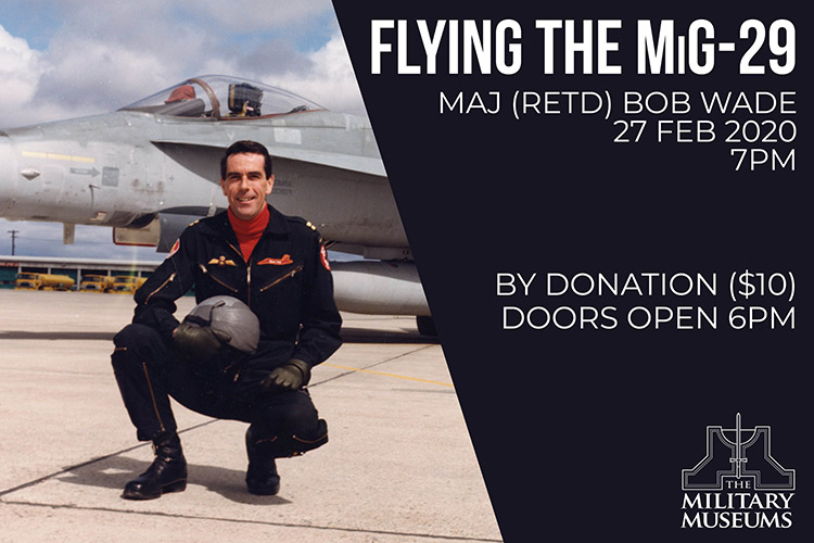 Flying the MiG-29